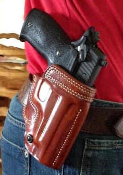 Galco Avenger handgun holster