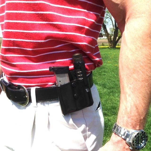 GALCO TACSLIDE HOLSTER