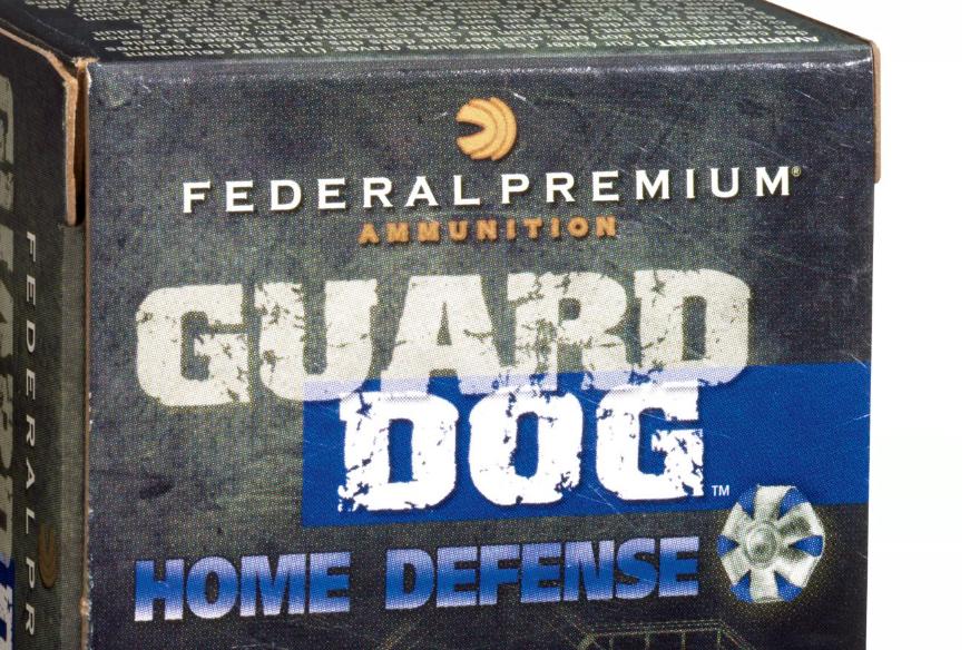Federal Guard Dog Ammunition