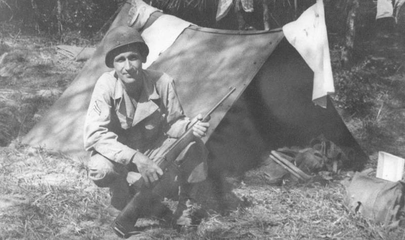 The venerable ARMY PUP TENT