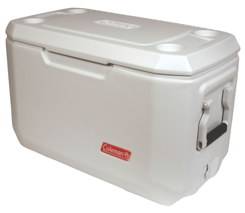 the Coleman 70 Quart Xtreme cooler