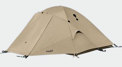 Eureka Down Range tent storage nook