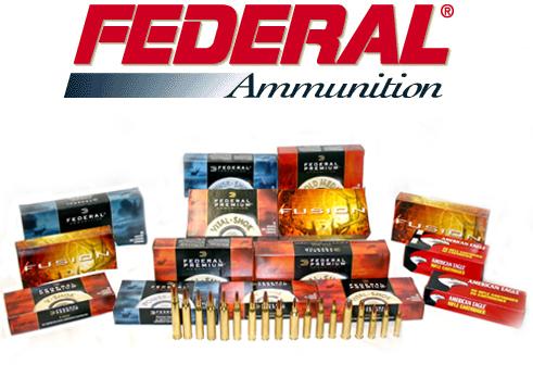 federal premium ammo