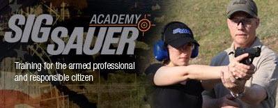 Sig Sauer Academy Video promo