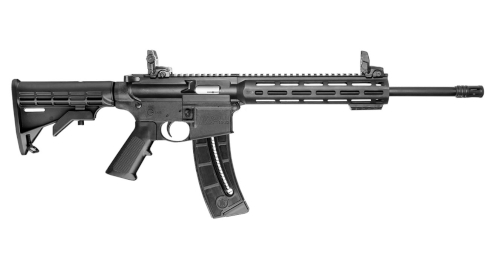 Smith and Wesson M&P-15-22 Sport.