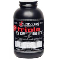 Hodgdon Triple 7-fffg black powder substitute.