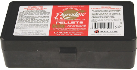 pyrodex .50 caliber pellets