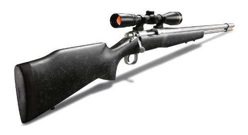 Remington M700 muzzleloader
