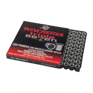 Winchester Triple Se7en 209 muzzleloading primers