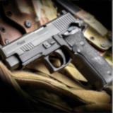 SIG P226 handgun