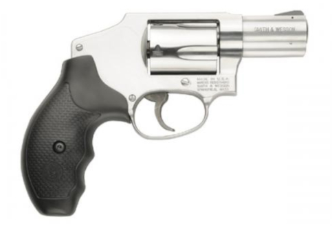 S & W Model 640 (small frame) chambered in .357 Magnum caliber