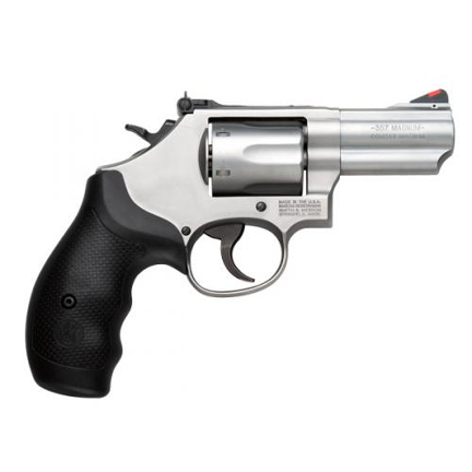 Smith and Wesson's K-frame revolver