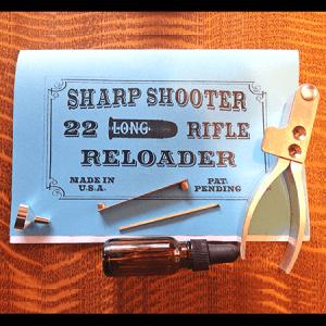 .22 lr reloading kit