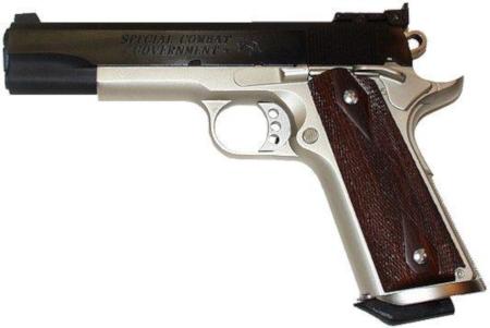 Colt 1911 combat government .45 acp