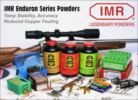 Enduron family of gunpowder