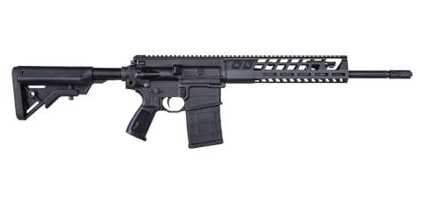 SIG 716 rifle profile